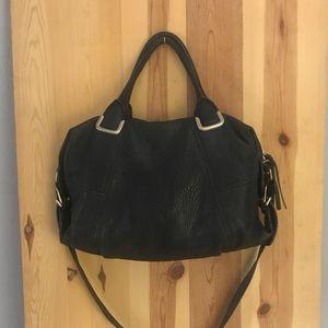 Soft Leather Purse/ Shoulder Bag